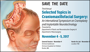 Selected Topics in Craniomaxillofacial Surgery: An International Symposium on Cranioplasty and Implantable Neurotechnology