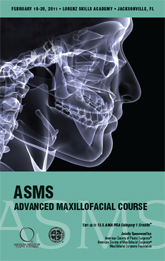 ASMS Advanced Maxillofacial Course